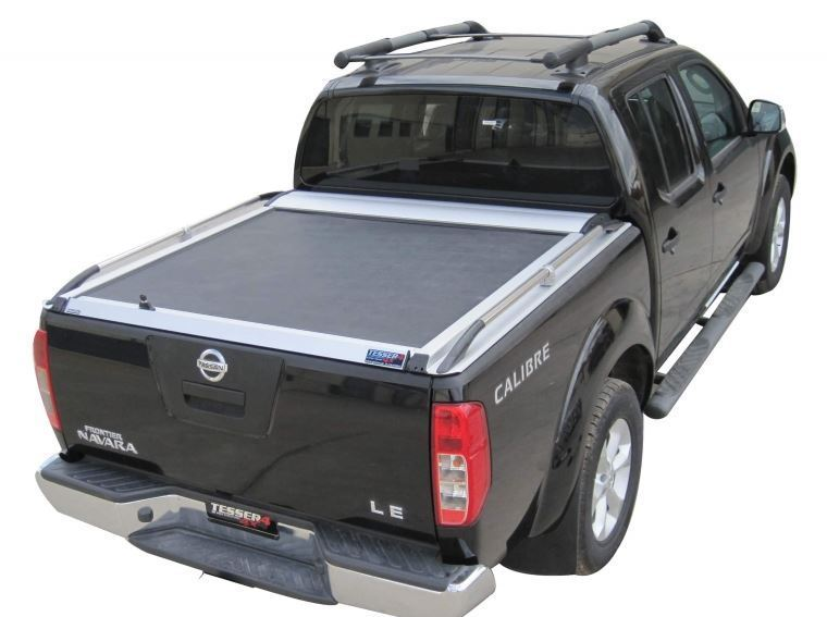 laderaumabdeckung silver nissan navara d40 d c 165cm. Black Bedroom Furniture Sets. Home Design Ideas